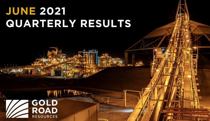 Gold Road Quarterly Results Presentation
